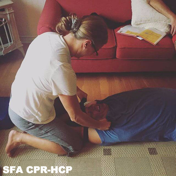 Standard First Aid with CPR-HCP and AED Skills