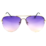 Purple Ombré Sunglasses