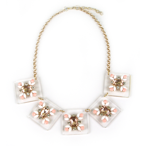 Citrus Blossom Necklace