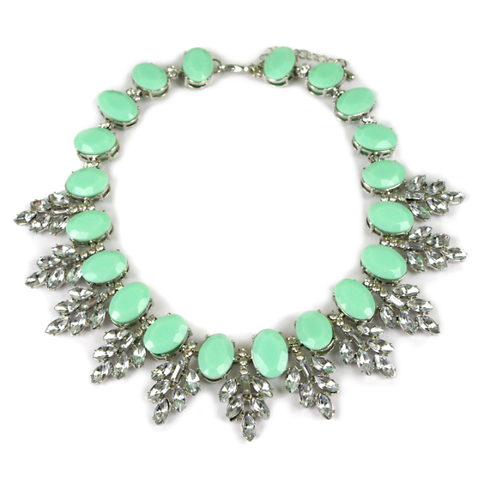 Mint Sorbet Necklace