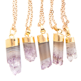 Nebula Amulet Necklace