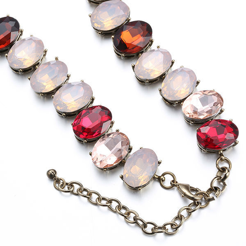 Ruby Woo Necklace