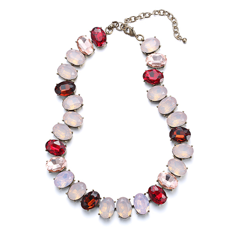 Summer Embellished Necklace