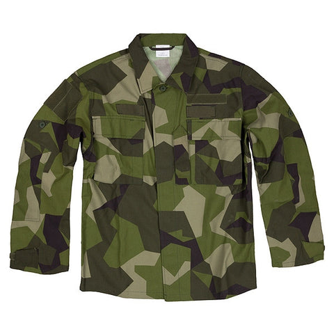 Swedish M90 Camouflage Field Blouse