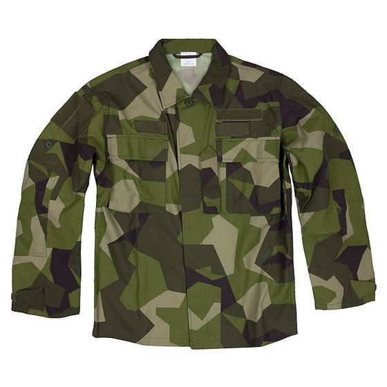 Swedish M90L Camouflage Field Blouse