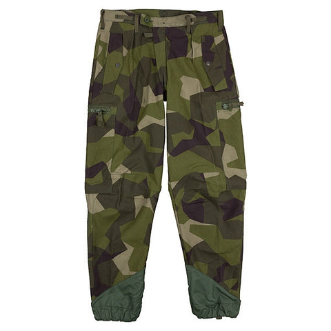 PRE ORDER: Swedish M90 Camouflage Combat Pants