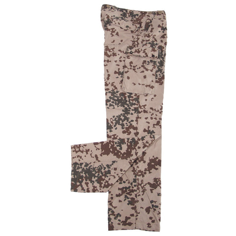 German Wüstentarn Desert Camouflage Field Trousers