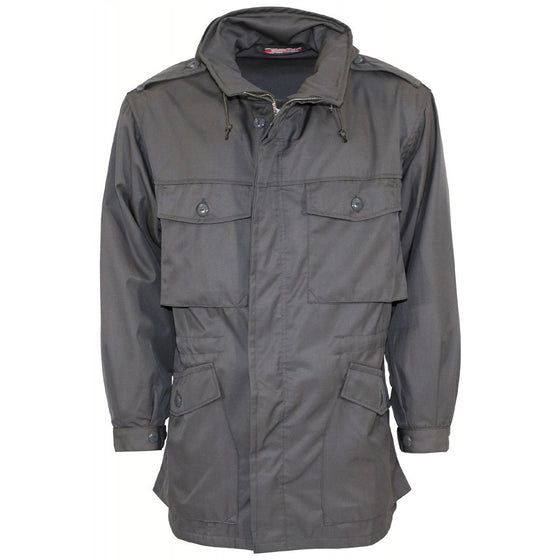 Austrian Bundesheer Alpine Field Jacket- Gray