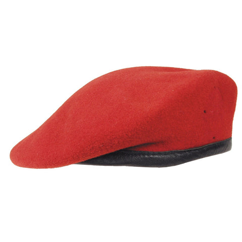 German Bundeswehr Beret- Used, Various Colors