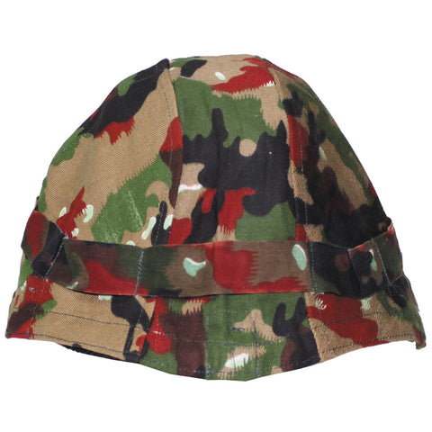 Swiss Army Alpenflage Helmet Cover