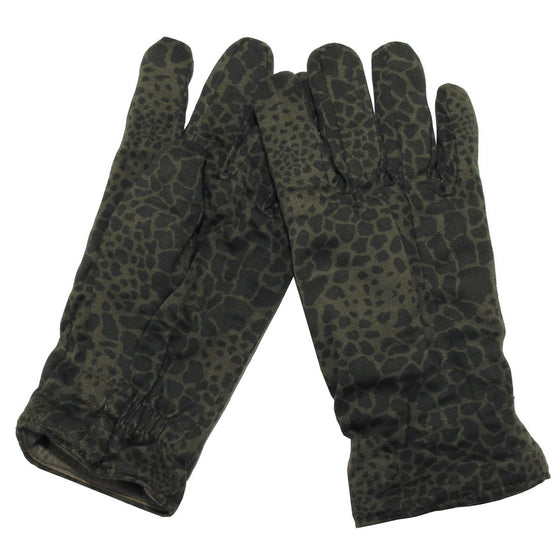 "Polish ""Puma"" Camo Gloves, Pair- Used"