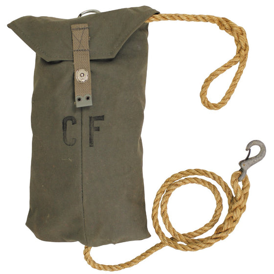 Danish Pioneer Rope with Carry Bag-Used