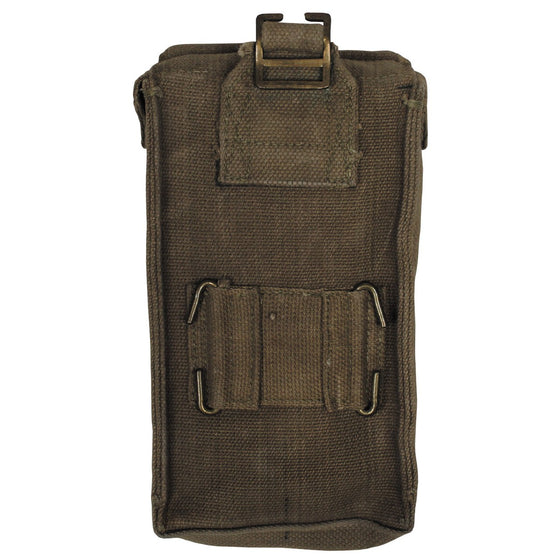 WW2 British MKIII Canvas Ammo Pouch- Used