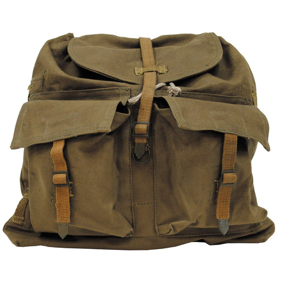 Czechoslovakian M1960 Backpack with Y Strap Frame- Used