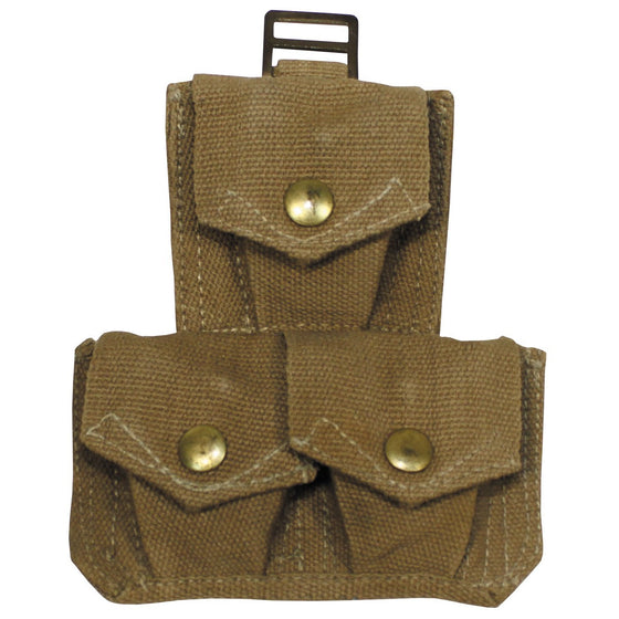 Italian Post-War British Style  Enfield Ammo Pouch