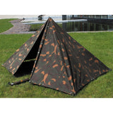 Hungarian Camouflage Pup Tent- Used