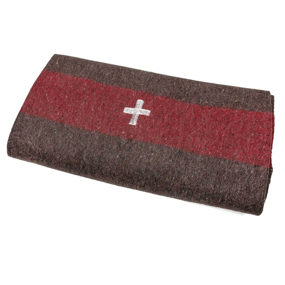 Swiss Wool Blanket- Reproduction