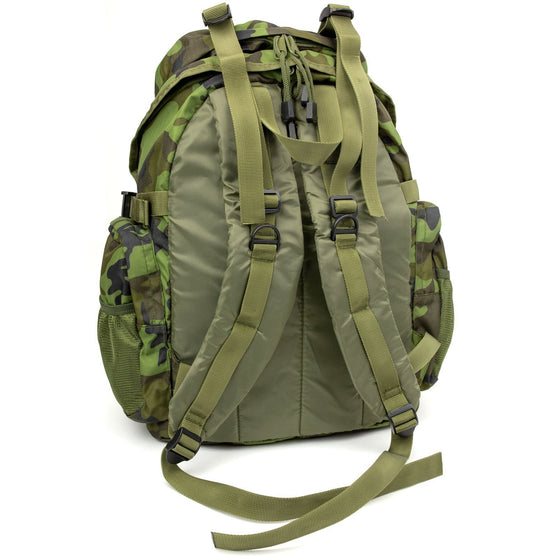 Czech M1995 Camouflage Assault Pack- Unissued
