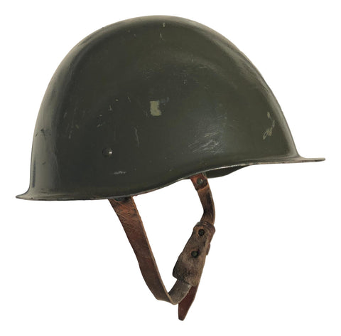 Polish Wz67/75 Steel Helmet- Used