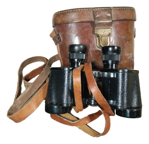 Hungarian Surplus 6x30 Power Field Binoculars