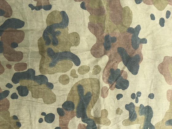 Romanian M1994 Camouflage Field Shirt-Used