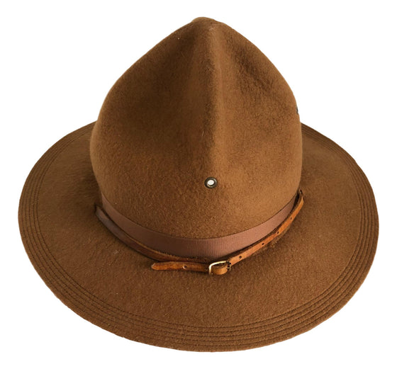 WW1 Reproduction U.S. M1913 Montana Peak Campaign Hat