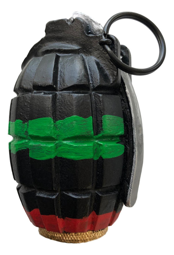 WW1 British No. 5 Mills Bomb Grenade- High Quality Resin Replica