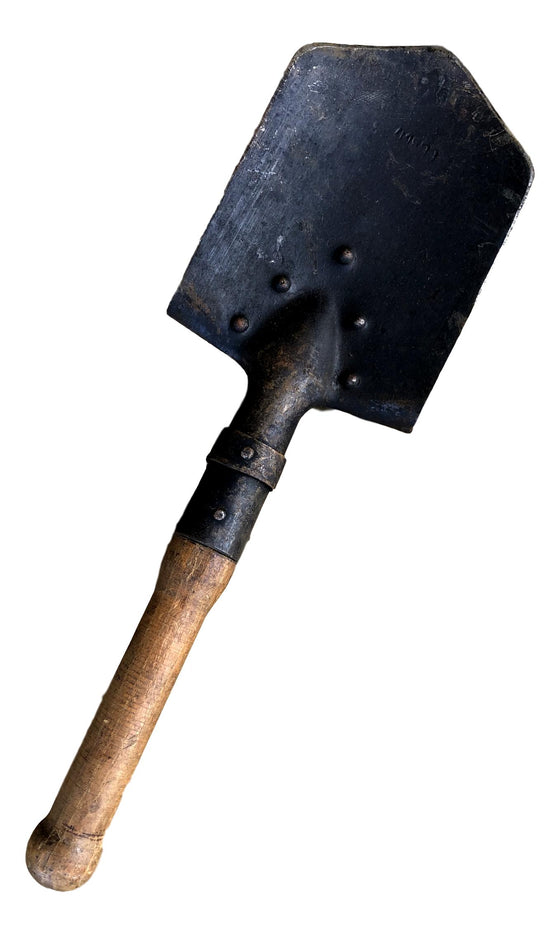 Hungarian M1950 E-Tool/Shovel- Used