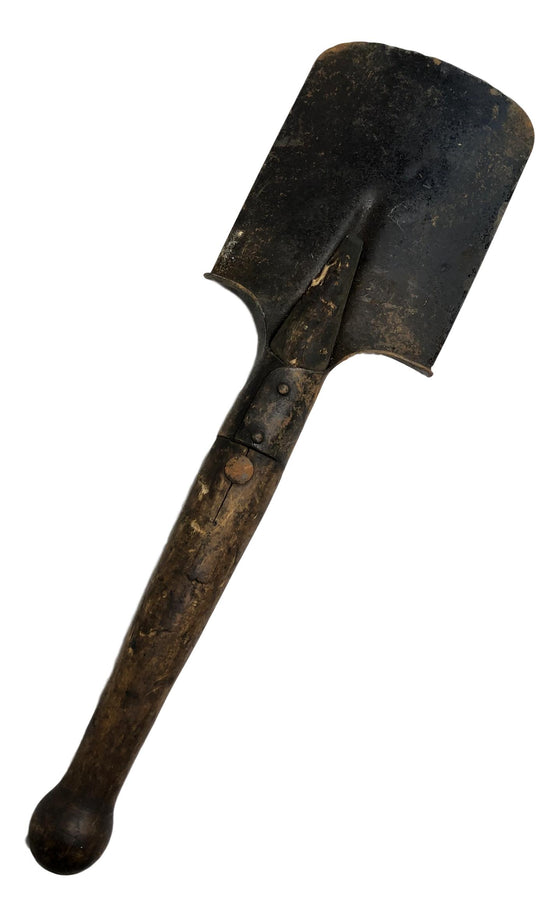 Romanian Post-WW2 Era Entrenching Tool- Used