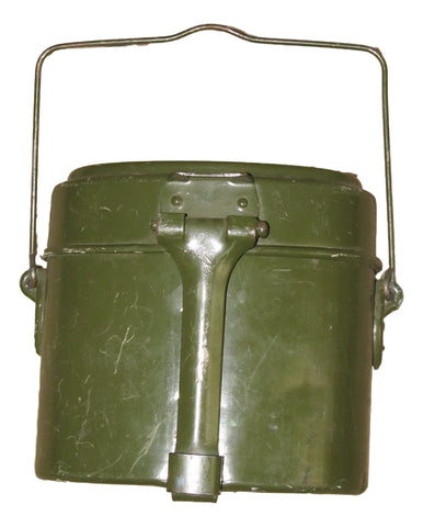 Romanian Cold War Mess Kit. German M31 Mess Kit Clone.