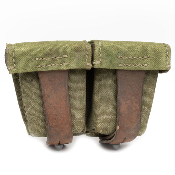 Polish 1950s Mosin Nagant Ammo Pouch- Used, Hard to Find
