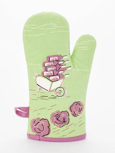 Blue Q - My Favorite Salad Oven Mitt - Knock Your Socks Off