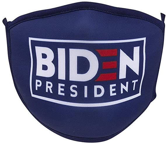 Funatic - Biden for President Mask - Knock Your Socks Off