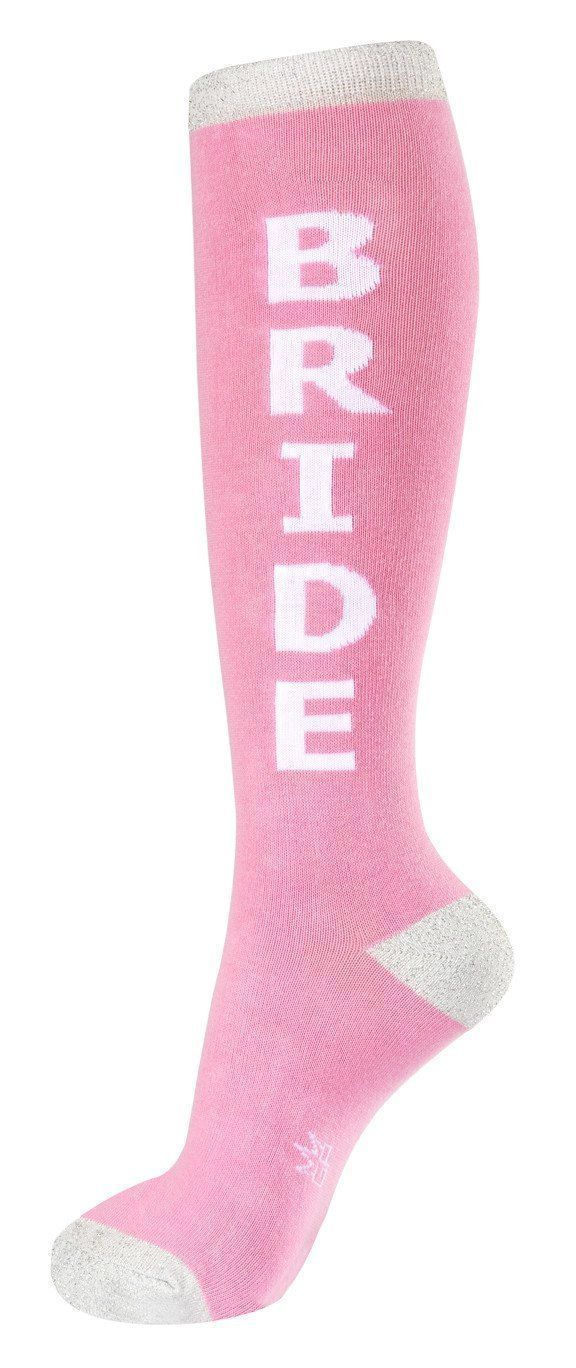 Gumball Poodle - Bride Knee High Socks | Women's - Knock Your Socks Off