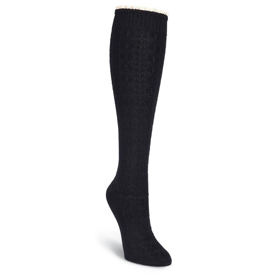 K.Bell - Random Feed Cable Knee High Socks | Women's - Knock Your Socks Off