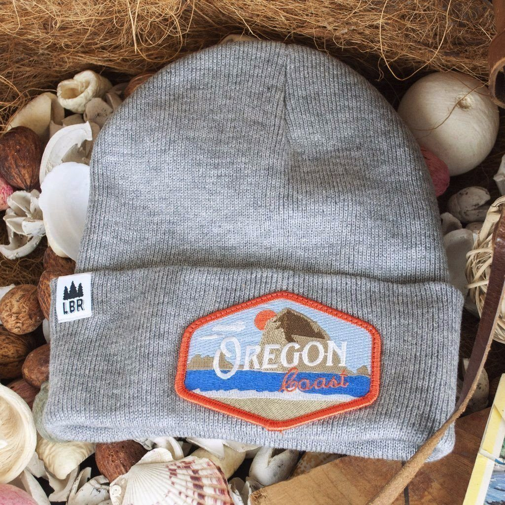 Little Bay Root - Oregon Coast Vintage Knit Beanie - Knock Your Socks Off