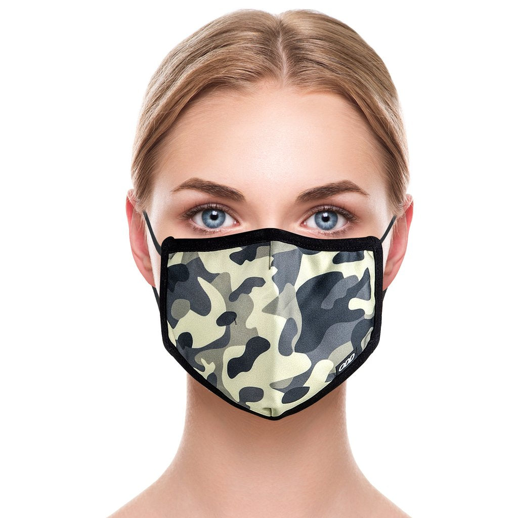 ODD SOX - Jungle Camo Mask - Knock Your Socks Off