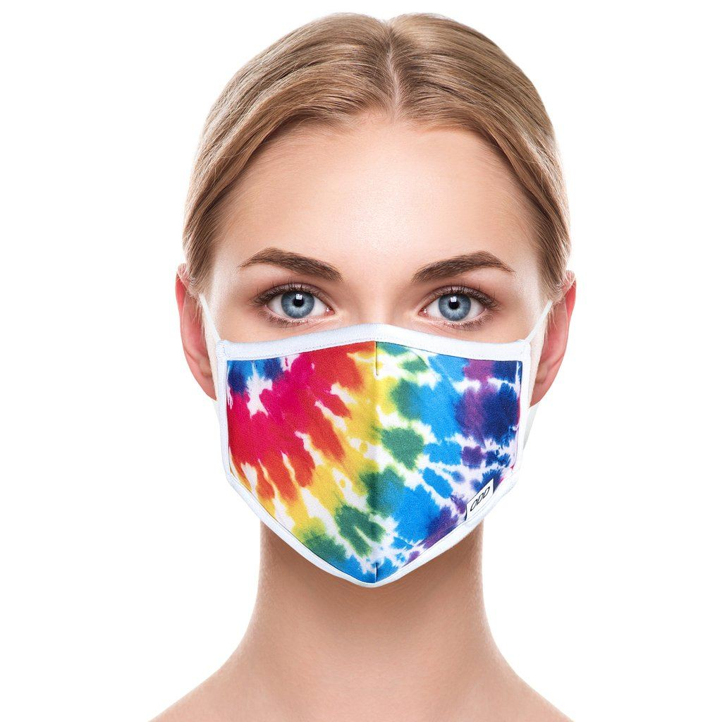 ODD SOX - Tie Dye Mask - Knock Your Socks Off