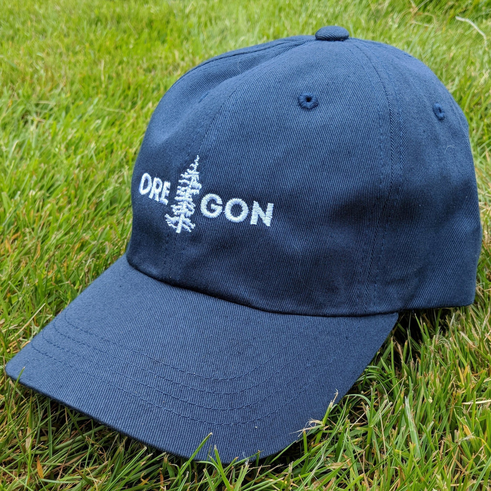 SNW - Oregon Tree Baseball Cap - Knock Your Socks Off
