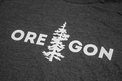 SNW - Oregon Tree T-Shirt | Men's - Knock Your Socks Off
