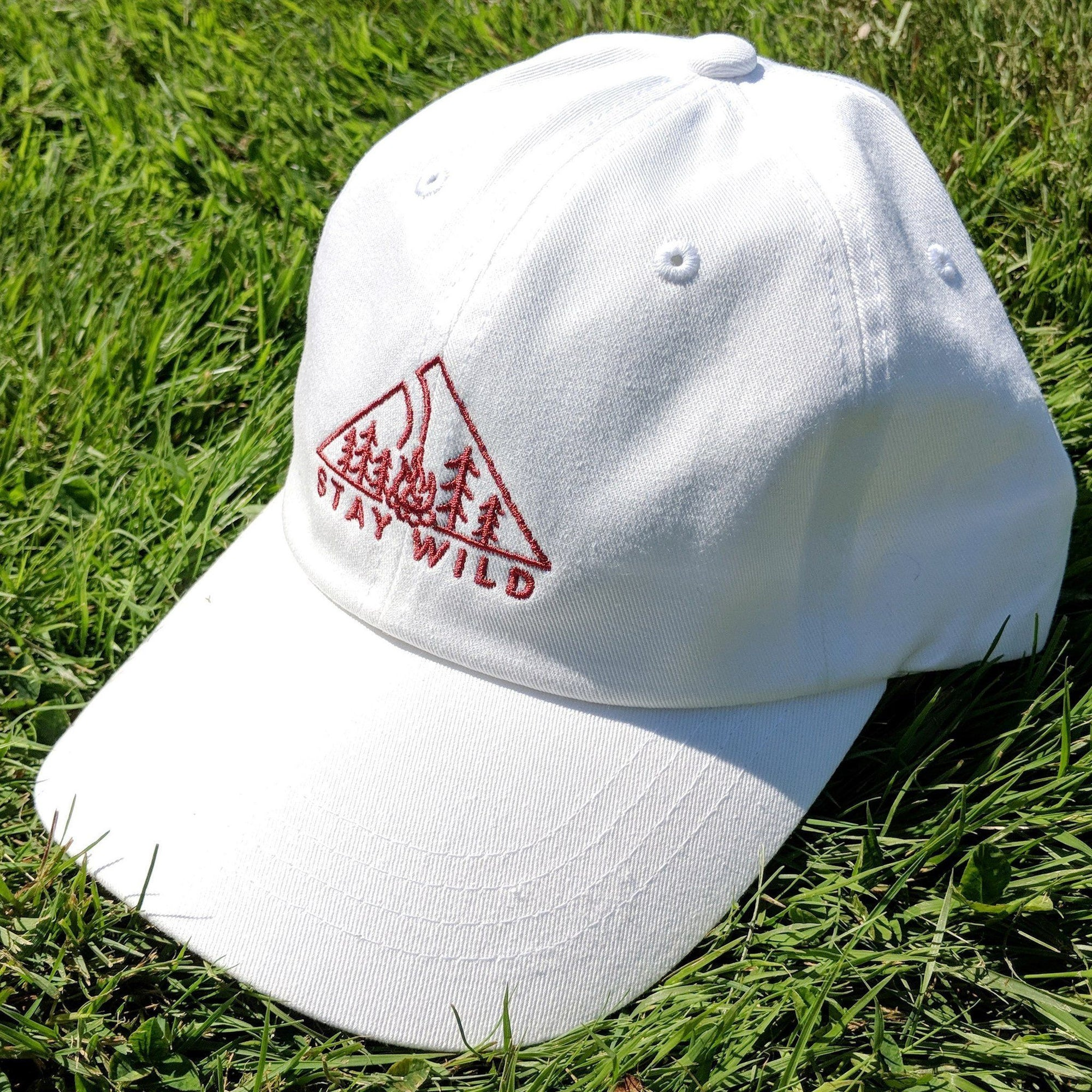 SNW - Stay Wild Baseball Cap - Knock Your Socks Off