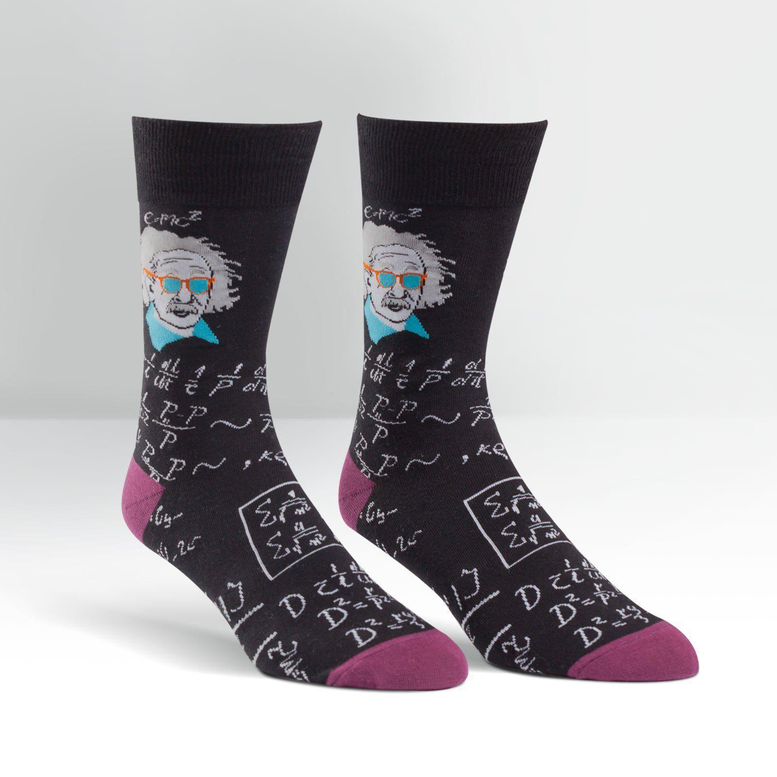Sock It To Me - Relatively Cool Crew Socks | Men's - Knock Your Socks Off