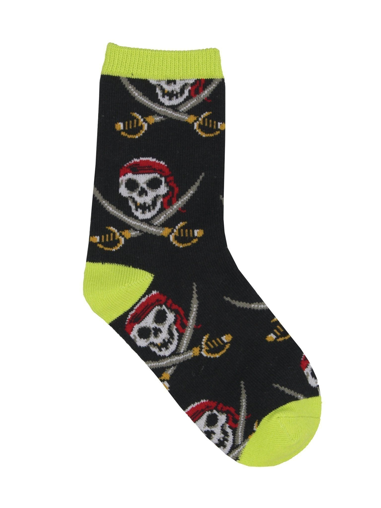 Socksmith - Ahoy Matey! Crew Socks | Kids' - Knock Your Socks Off