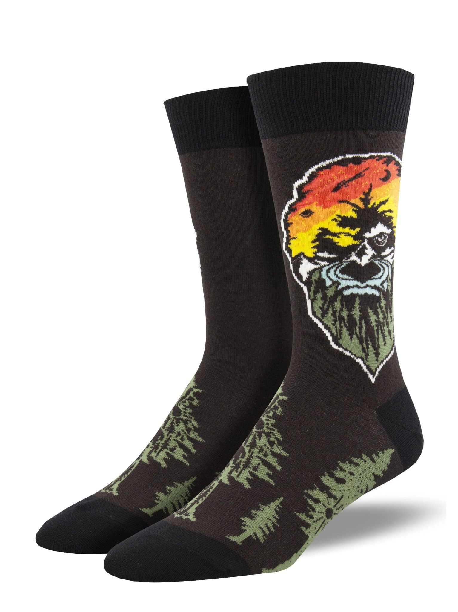 Socksmith - Atomicchild Force of Nature Crew Socks | Men's - Knock Your Socks Off