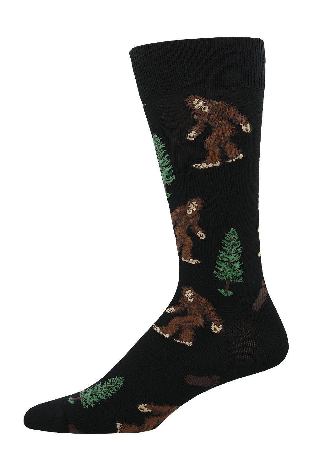 Socksmith - Bigfoot Crew Socks | Men's - Knock Your Socks Off