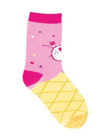 Socksmith - Care Bears: Spreading Cheer Crew Socks | Kids' - Knock Your Socks Off
