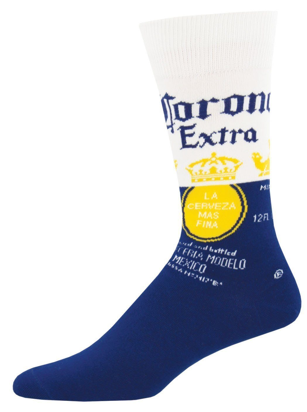 Socksmith - Corona Crew Socks | Men's - Knock Your Socks Off