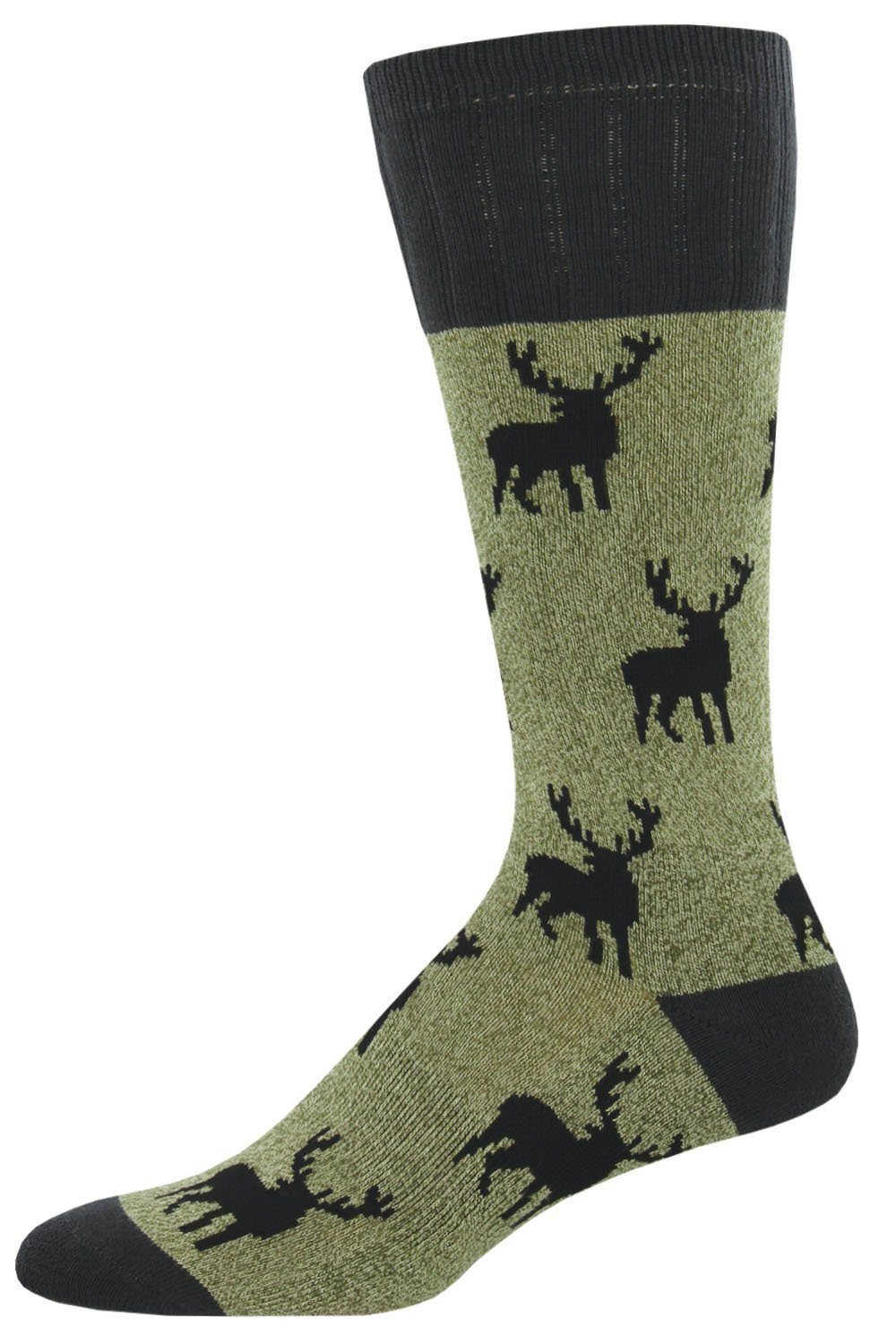 Socksmith - Outlands Stag Boot Socks | Men's - Knock Your Socks Off