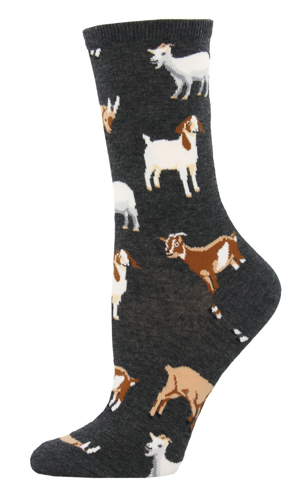 Socksmith - Silly Billy Crew Socks | Women's - Knock Your Socks Off