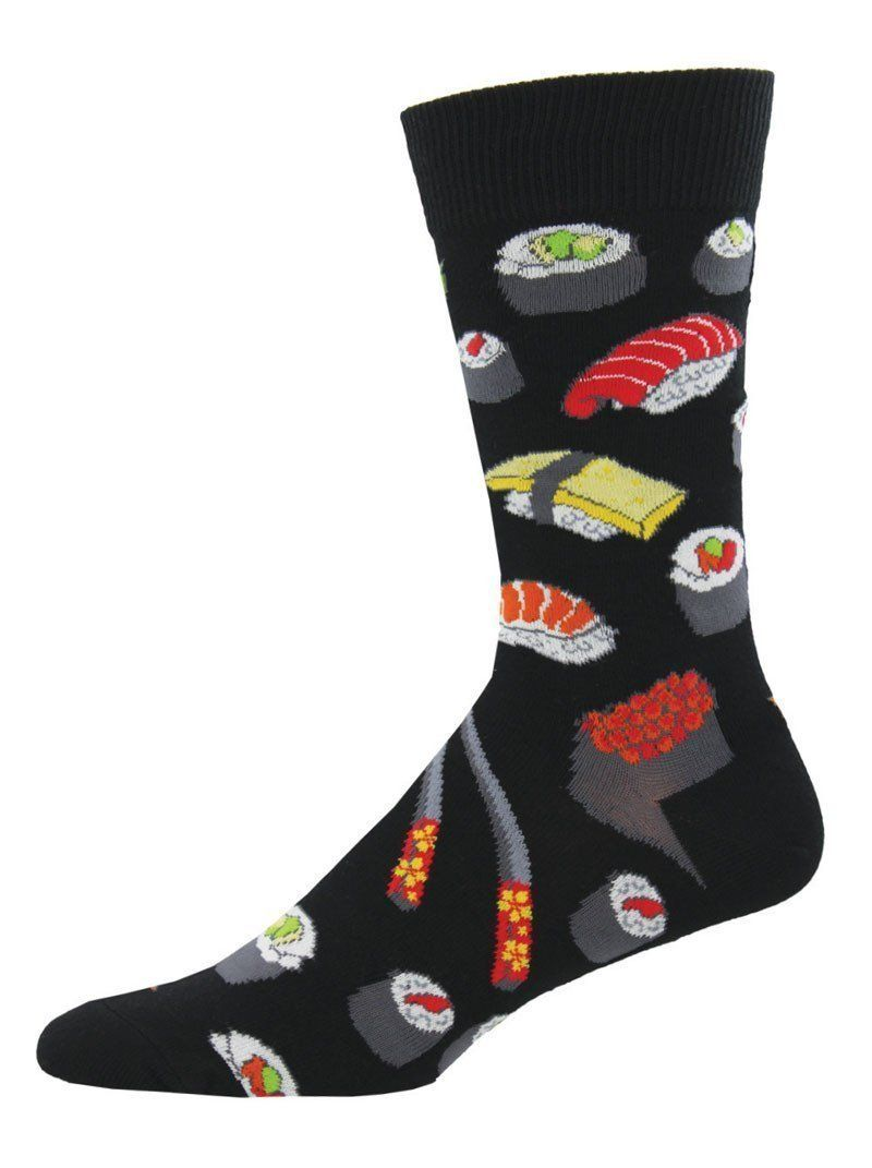 Socksmith - Sushi Crew Socks | Men's - Knock Your Socks Off